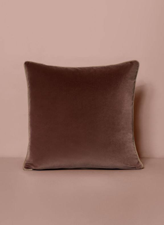 velvet luxury pillow