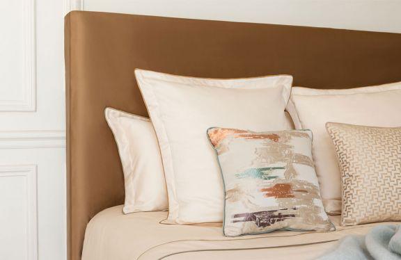 luxurious throw pillow collection