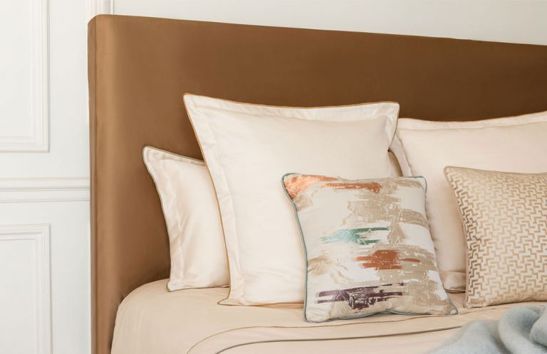 luxurious throw pillow collection